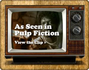 Pulp Fiction Wallet Scene